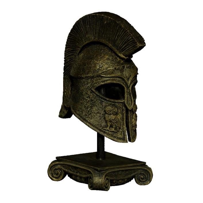 斯巴达头盔3D模型(Sparta)