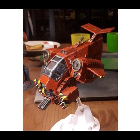 五菱宏光武装直升战斗机