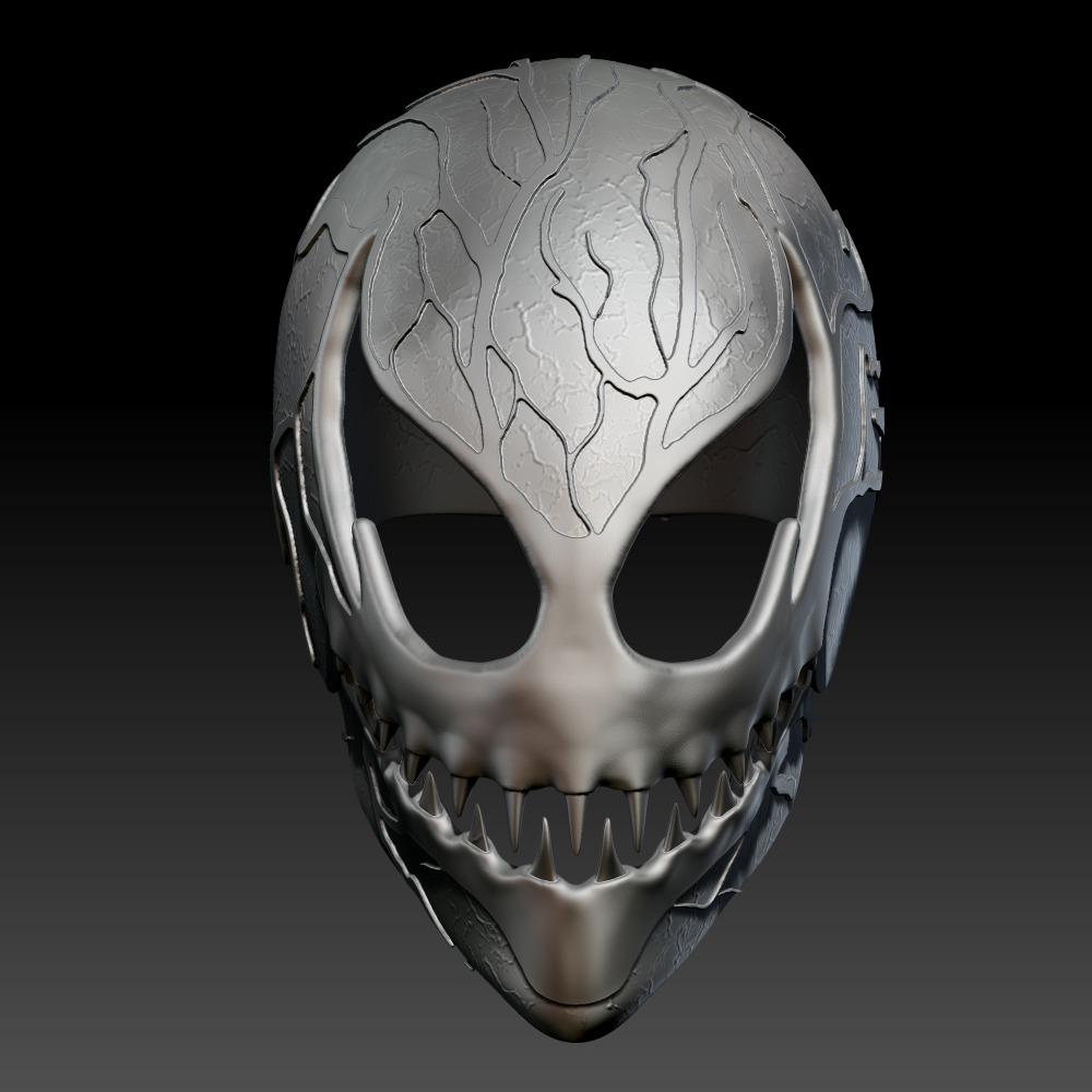 大屠杀面具carnage mask